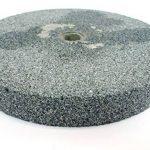 Roue de polissage pour touret à meuler, 150mm, gros grain 36PW020C de la marque Toolzone image 1 produit