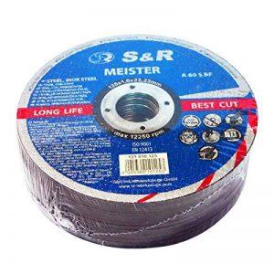 S&R Disque 125 à tronçonner Métal de la marque S-R image 0 produit