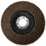 S&R Disque à Lamelle125 Grain 80. Lot de 5 Disques Abrasifs à Lamelle pour Meuleuse d'Angle de la marque S-R image 3 produit