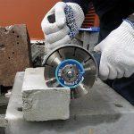 S&R Disque à tronçonner diamant 125 x 22,2 x 10 2,2 mm Segment Standard pour Béton Granit Pierre Brique de la marque S-R image 2 produit