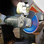 S&R Disques 230 à tronçonner Acier Métal. Lot de 25 lames 230 Acier, diamètre 230 * 2,0x22,23mm A30 S-BF. de la marque S-R image 2 produit