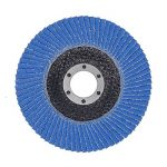 SBS disques à lamelles 10 pièces, diamètre 125 mm, bleu ou marron, pour meulage, alésage MOP, bleu de la marque SBS image 3 produit