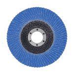 SBS disques à lamelles 10 pièces, diamètre 125 mm, bleu ou marron, pour meulage, alésage MOP de la marque SBS image 3 produit