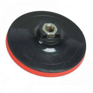 Silverline 427547 Plateau de support auto-agrippant 125 x 10 mm de la marque Silverline image 0 produit