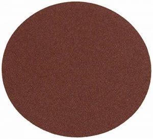 Silverline 583264 Lot de 10 disques abrasifs autocollants 15 cm Grain 80 de la marque Silverline image 0 produit