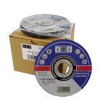 T-BF Lot de 100disques à tronçonner inox 115x 1mm Pour disqueuse ou meuleuse d'angle de la marque SBS image 1 produit