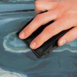 Wolfcraft 3119000 16 Feuilles Abrasives Papier à L'eau Et à Sec Longueur 280 X Largeur 230 Mm Grains 280 400 600 1000 de la marque Wolfcraft image 1 produit